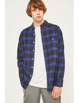 vivastudio-hombre-blue-checked-shirt by vivastudio