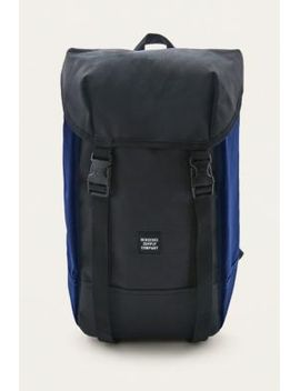 herschel-supply-co-iona-stw-black-backpack by herschel-supply-co