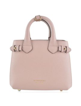 burberry-london-small-banner-bag by flannels