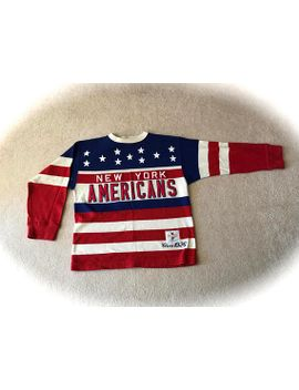 vintage-reproduction-new-york-hockey-sweater-looks-never-used-size-very-big by etsy