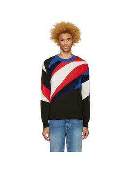 multicolor-k-holy-sweater by diesel