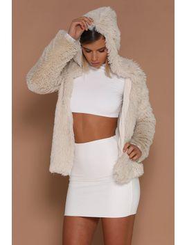 ivy-fur-jacket-with-hoodie---nude by meshki