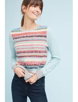 linda-fair-isle-pullover by knitted-&-knotted