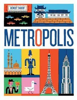 metropolis by benoit-tardif