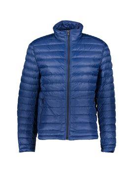 azure-blue-padded-jacket by michael-kors