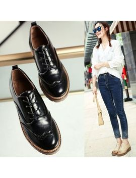 shoes-galore---brogue-oxfords by yesstyle