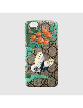 iphone-6-etui-aus-kunststoff-mit-gucci-tian-print by gucci