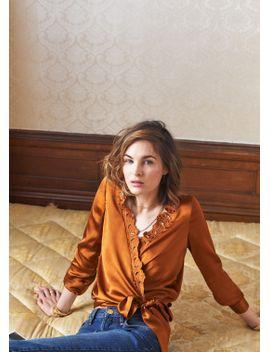 elina-blouse by sézane