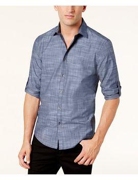 mens-warren-no-pocket-long-sleeve-shirt,-created-for-macys by general