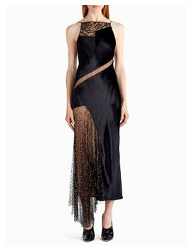crystal-beaded-stain-halter-cocktail-dress by jason-wu