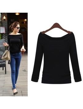 fashion-women-ladies-casual-pullover-long-sleeve-loose-tops-tee-t-shirt-blouse by ebay-seller