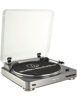 audio-technica-at-lp60-fully-automatic-stereo-turntable-system---gunmetal by audio-technica