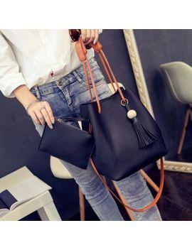 women-leather-handbag-shoulder-lady-purse-messenger-satchel-crossbody-tote-bag-g by ebay-seller