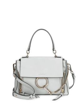 small-faye-leather-day-bag by chloé
