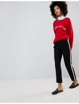 new-look-side-stripe-trouser by new-look