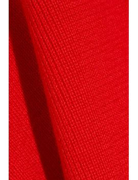 cutout-merino-wool-blend-turtleneck-sweater by dion-lee