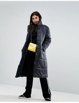puffa-oversized-longline-padded-jacket-with-back-logo by puffa