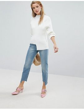 new-look-chunky-rib-step-hem-jumper by new-look
