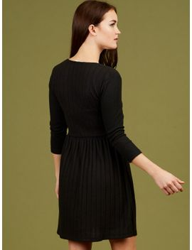 altar'd-state-wendy-wrap-sweater-dress by altard-state