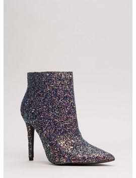 glitter-galaxy-pointy-stiletto-booties by gojane