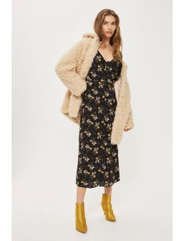 **clover-floral-tie-detail-midi-dress-by-nobodys-child by topshop