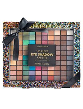 simple-pleasures-just-glam-100-pc-eyeshadow-palette by kohls