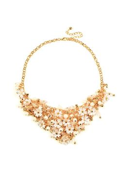 floral-glass-pearl-glam-statement-necklace by eye-candy-los-angeles