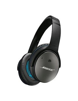 bose®-quietcomfort®-noise-cancelling®-qc25-over-ear-headphones-for-ios_-apple-iphone-or-ipod,-black by bose®