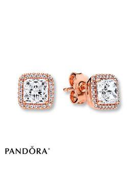 pandora-rose-earrings-timeless-elegance by jared