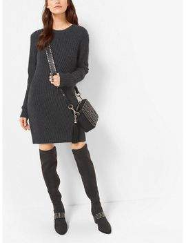 wool-and-cashmere-sweater-dress by michael-michael-kors