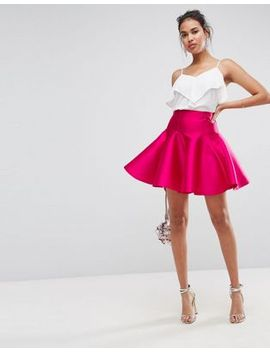asos-mini-full-prom-skirt by asos-collection
