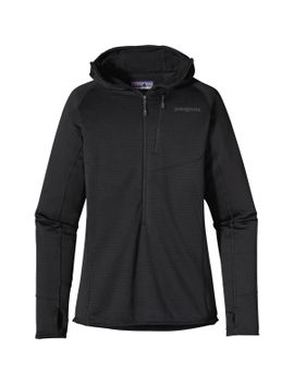 r1-fleece-hooded-pullover---womens by patagonia