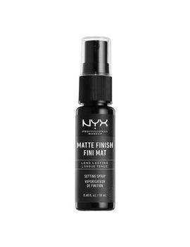 makeup-setting-spray-mini---matte by nyx-cosmetics