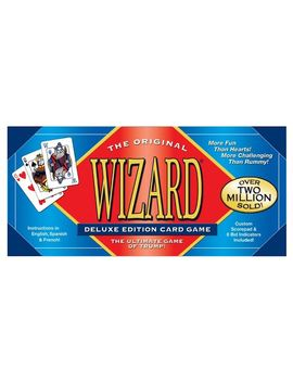 us-games-systems-wizard-card-game---deluxe-edition by deluxe-edition