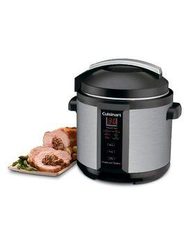 cuisinart-cpc-600-6qt-electric-pressure-cooker by cuisinart