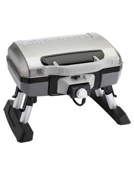 cuisinart-outdoor-portable-electric-grill-model-ceg-980t---silver by cuisinart