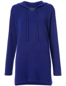 relaxed-fit-knit-hoodie by the-elder-statesman
