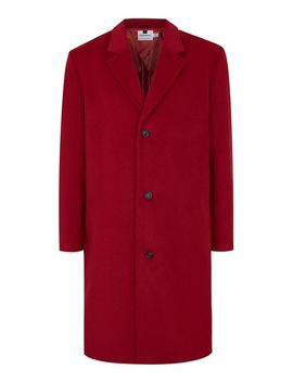 red-oversized-overcoat-with-wool by topman