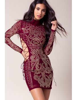 mandy-studded-dress by agaci