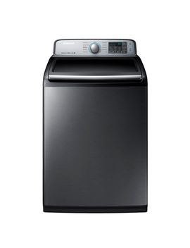 50-cu-ft-high-efficiency-top-load-washer-in-platinum,-energy-star by samsung