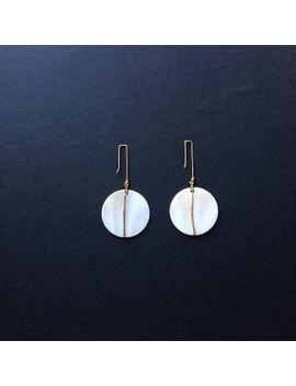 moon-eclipse-earrings by etsy