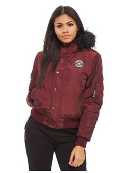 supply-&-demand-cropped-ma1-jacket by supply-&-demand