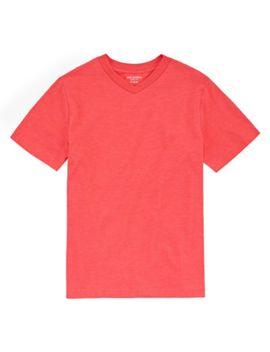 arizona-boys-v-neck-short-sleeve-t-shirt-preschool-_-big-kid by arizona