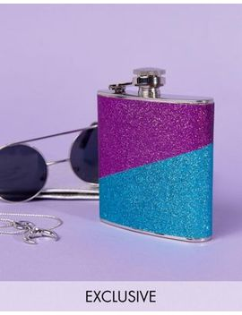 mimo-glitter-hip-flask by asos