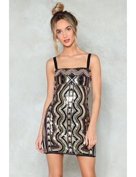 thank-you-for-the-music-sequin-dress by nasty-gal