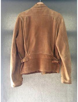 levis-lvc-menlo-suede_leather-jacket-medium-excellent-con! by ebay-seller
