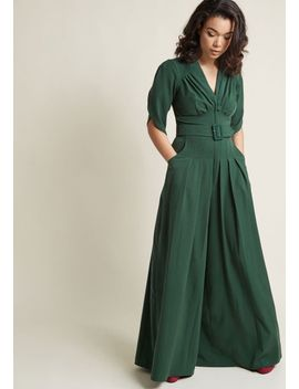 miss-candyfloss-the-embolden-age-jumpsuit-in-pine by miss-candyfloss