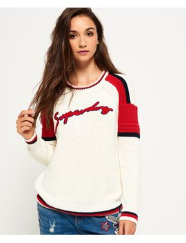 preppy-blocked-knit-jumper by superdry