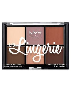 nyx-professional-makeup-lingerie-nude-matte-eyeshadow-palette by nyx_professional_makeup