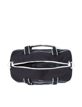 sports-canvas-barrel-bag by fred-perry